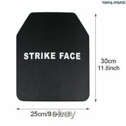 18mm Professional Bulletproof Board III Stand Alone Uhmwpe Hard Body Armor Plate