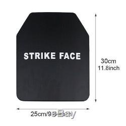 6.5mm IV Stand Alone Sécurité Armure En Acier Panneau Anti Ballistic Plaques Pare-balles