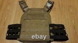 Ar500 Armure De Corps Porte-plaques 10x12