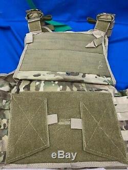 Ar500 Armure Niveau III + (high Velocity Rifle) Body Armor