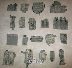 Ar500 Niveau 3+ Corps Plaques Armure (2) 10x12 Et (2) 6x6 Plaques D'expédition Rapide