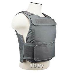 Ar500 Niveau 3 III Body Armor Avec Discret Lightweight Vest Livraison Gratuite 2day