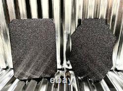 Ar500 Porte-plaques Vert 10x14 Gilet Pare-balles De Niveau III Gilet Pare-balles