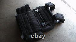 Ar500 Testudo Gen 2 Avec Emballage D'armure De Niveau Iii/ 10x12 Plaques