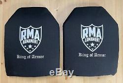 Armament Rma Corps Armure Plaques 1093 Niveau III + (set)