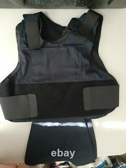 Armor Expr3ss Bullet Proof Vest Carrier Système Que Equinox Gc Nouveau