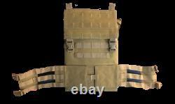 Armure De Niveau 3 Avec Porte Plaque Minimaliste