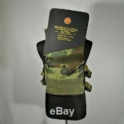 Armure Pare-balles Kev Lar Plaques III Mile Dragic Plaque De Couche Anti Trauma Carier