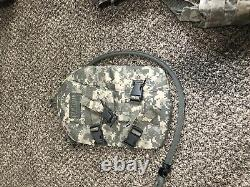 Army Acu Digital Bod Armor Plate Transporteur Made Withkevlar Inserts Size Large