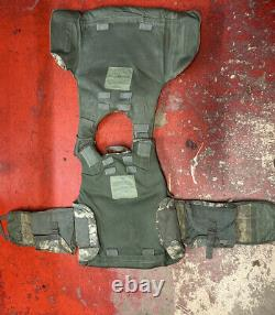 Army Acu Digital Body Armor Plate Transporteur Made Withkevlar Inserts Grand Lot 2