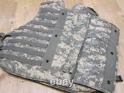 Army Acu Digital Corps Armor Plaque Porte Avec Made Withkevlar Plaquettes Grand Gilet