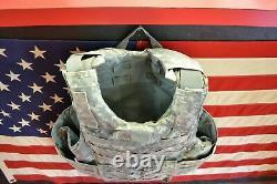 Army Acu Porte-gilets Pare-balles Numériques Fabriqués Avec Des Insertskevlar Petits