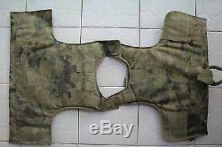 Au Combat Tactique Souple Gilet Pare-balles Iiia + 2pcs III Plaques En Céramique