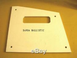 B4, B5, B6, B7 Plaques En Céramique Preuve Balles (utilisation Pour La Voiture, Véhicules, Camions, Bus, Etc.)