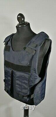 Balles Bullet Prof Armor Vest Corps Armure III Support & Kev Lar Plaque MD