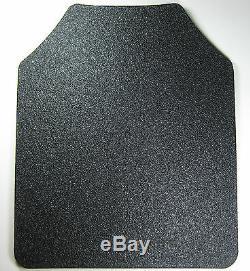 Body Armor L Revêtement De Base Frag-spall En Plaques D'acier Ar500 Niveau III -11x14 6x8