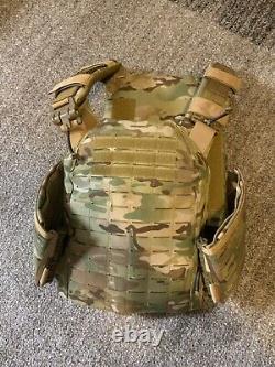 Body Armor Niveau 3 Plaques Et Porte-plaques