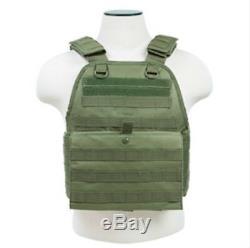 Body Armour Gilet Pare-balles Anti-balles Ar500, Couche De Base En Acier, 10x12, 6x6 Od, Vert