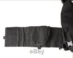 Body Armour Gilet Pare-balles Anti-balles Ar500, Couche De Base En Acier, 10x12 6x8