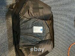 Bulletproof Nij Niveau Iii-a 3a Flight Pilot Jacket Israel Body Armor Vest Small