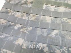 Bulletproof Vest Body Armor Plate Transriger Vest Niveau X-large Avec Inserts Iii-a