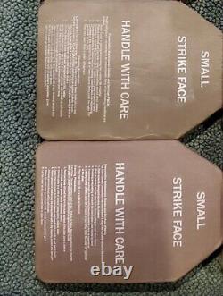 Cati Sapi Evo Advanced Single Curve Body Armor Plaque