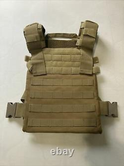 Corps Armure Gilet Avec Des Plaques