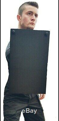 Cushard Marque Ballistic Armor Shield Nij III ++ 12x20