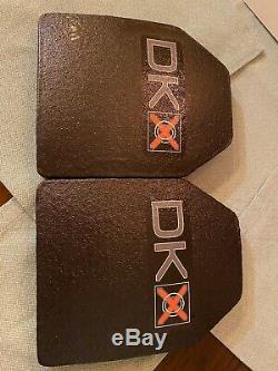 Dkx Armure Niveau III Dyneema Léger Plaques