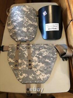 Épaules Armure Ar500 Niveau De Qualité Fusil Acu Livraison Gratuite LLL USA Fait