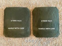Esapi Body Armor Side Plates Niveau III Protection