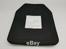 Firestorm 10x12 Niveau 3 Plus Pe Multi-courbe Plate Ballistic 2.9 Lbs