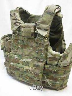 Gen 3 Ocp Body Armor Gilet Plate-porteur Niveau III Un Multicam Quick Release Petit