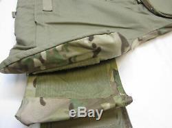 Gilet Pare-balles Multicam Plaque Support Rondouillard Ocp Armure Niveau Iii-a
