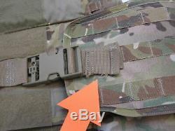 Gilet Pare-balles Multicam Plaque Support X-grand Ocp XL Body Armor Iii- Un