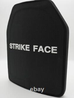 Gilet Pare-balles Niveau 3 Plus Special Threat Céramique Plaque Balistique Léger 10x12