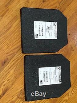 Gilets Pare-balles Ar500 10x12 Niveau III