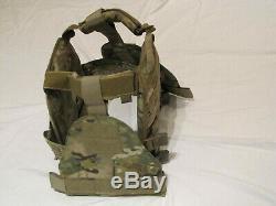 Grand Multicam Plaque Tactique Porte Niveau III Corps Gilet Armure Avec Plaques Rifle