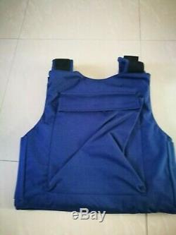 Hagor Bulletproof Bullet Proof Vest Niveau Élevé De Protection Iii-a Moyen
