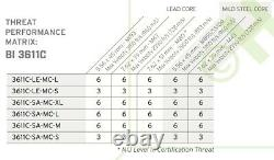 Hesco 3611c Multi Curve Taille M Niveau Iii+ Plaques Sapi Niveau 3+