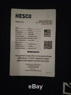 Hesco De Plaques Spéciales De Menace Avec Porte-plaque