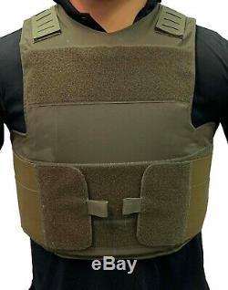 Hexar Fusil Flexible Système Armure Niveau 3 Icw Ciras Panel Balcs Définit Taille Med