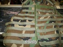 Interceptor Camoflaged Support De Plaque Avec Niveau 3 Plats, Avant Et Arriere, Moyen
