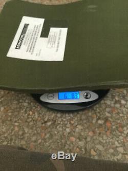 LVL Vert III Plaque Pare-balles D'armure De Corps De Plaque Balistique 10x12 Sapi