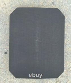 Ltc 8x10 Niveau III Icw Modèle 24200 Plaque Pour Gilet Pare-balles Body Armor