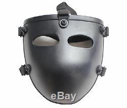 Masque Facial Nij Iiia, Armure De Corps, Uhmwpe, Taille Unique, Taille Iii-a Nij 3a