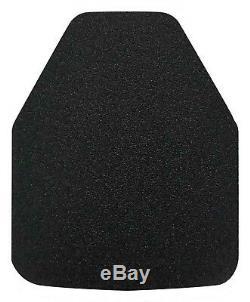 Midwest Ar500 10x12 Niveau III Couche De Base D'armure Corporelle Molle Porte-plaque Od Vert