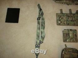Multicam Sceaux, Delta Tier 1, Forces Spéciales Plaque Support Armure Et Acc