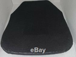 Niveau 3 10x12 Curve Triple Ceramique Plaque Balistique. Niveau III