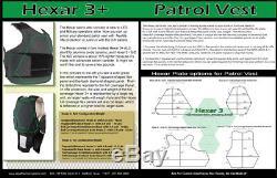 Niveau 3 Armure Fusil Et Veste Tactique Hexar 1ère Génération